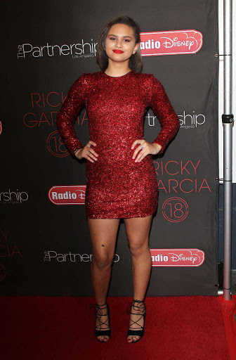 DJ Lela B best red carpet dresses photos