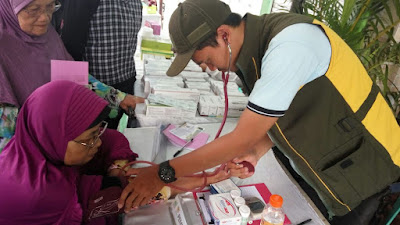 Pelayanan Kesehatan Gratis Amal Madani Indonesia