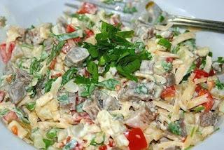 традиционный цыганский салат