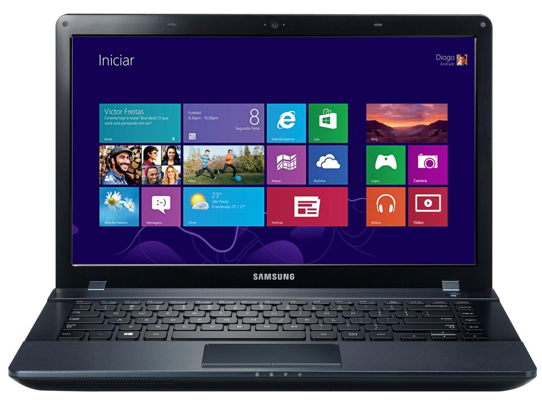 Notebook samsung lançamento 2013 - Como Formatar Notebook Samsung Np270e4e Kd4br