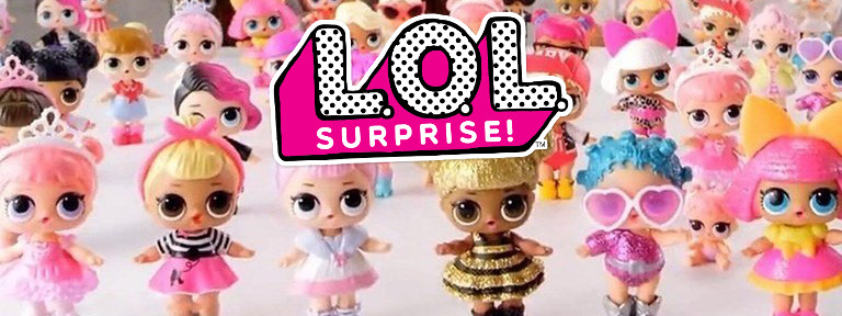 Find Your LOL Surprise Dolls Here