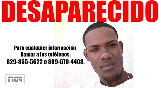 Reportan joven villarivense como desaparecido; familiares están desesperados