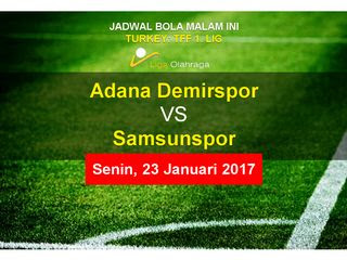 تردد قناتي TRT 3 / TRT Spor الناقلة لمبارات ادنا ديميرسبورت و سامسونسبور في الدوري التركي الممتاز football games   Adana Demirspor  vs  Samsunspor Turkey-TFF First League lig.1