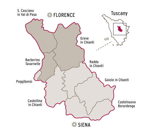 chianti classico wine region