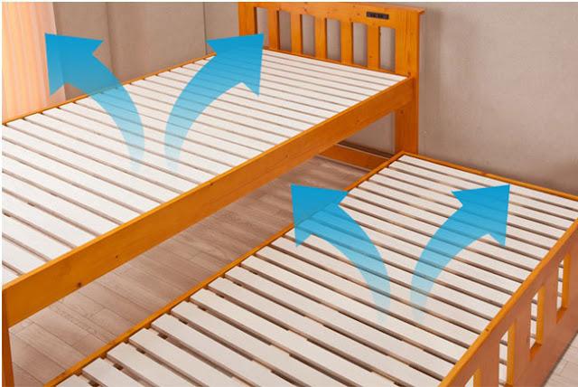 giường đa năng cho trẻ em