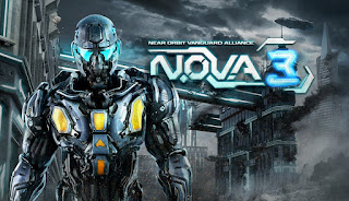 لعبة N.O.V.A. 3 للأندرويد (بدون فك الضغط)