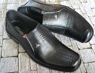 Gambar Sepatu Kulit Keren Pria