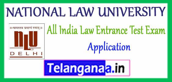 AILET All India Law Entrance Test Exam Syllabus Application 2017
