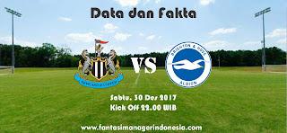 Data dan Fakta Fantasy Premier League Newcastle vs Brighton Fantasi Manager Indonesia