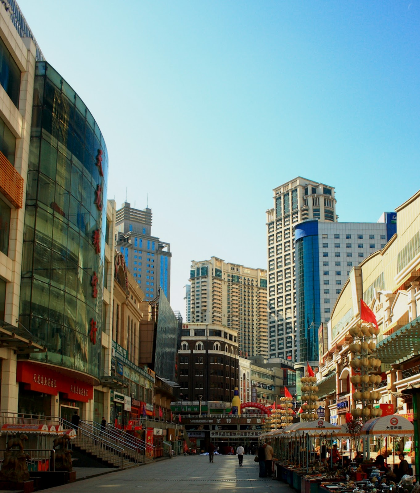 Travel & Adventures: Dalian ( 大連 ). A Voyage To Dalian