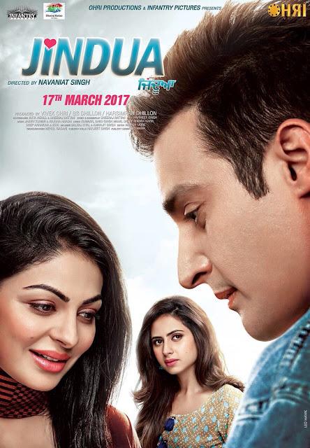 "First Look Poster of Jimmy Sheirgill's Punjabi Movie ""Jindua"""