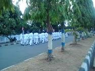 Pasukan Paskibra Batang
