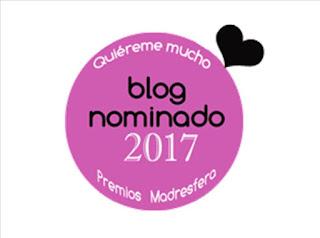 Premios Madresfera: Mis blogs favoritos