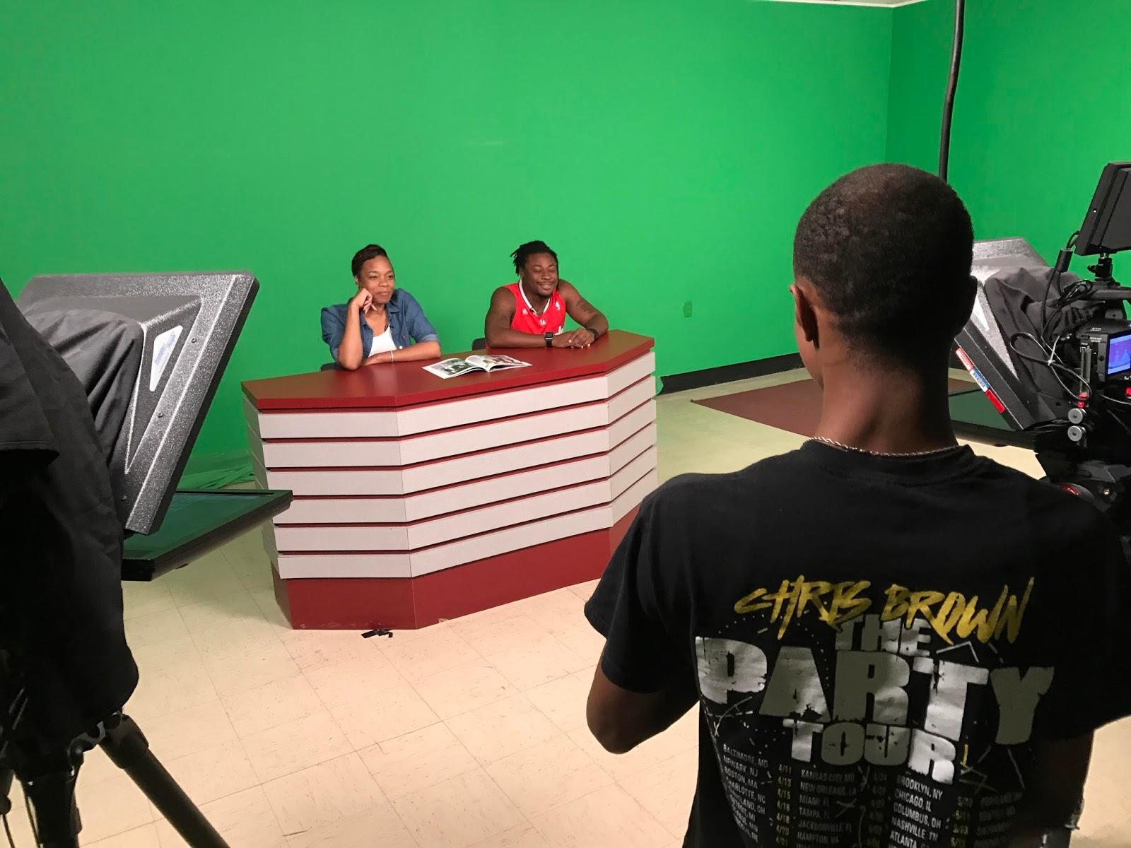 Harwood Communications Advanced Television Production