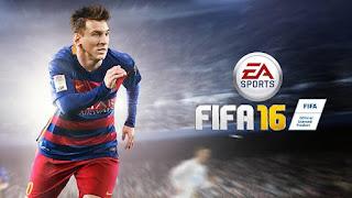 FIFA 16 Official v3.2.113645 Apk + Data Obb