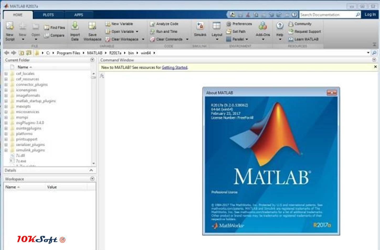 Latest Version Download MATLAB 2017