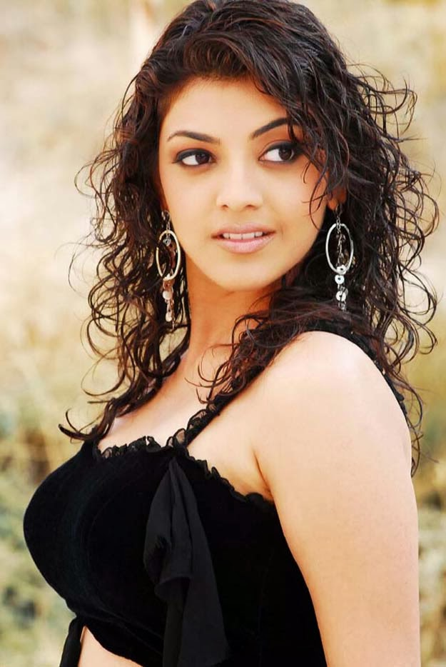 Telugu actress Kajal Agarwal hot hiroin image