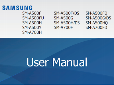 Samsung Galaxy A5 Manual
