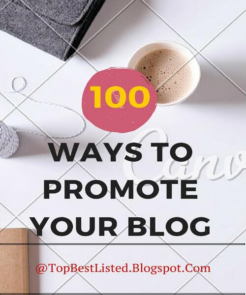 blogging-tips-100-ways-blog-promotion-500x600