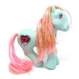 MLP Princess Serena Year Five Princess Ponies G1 Pony