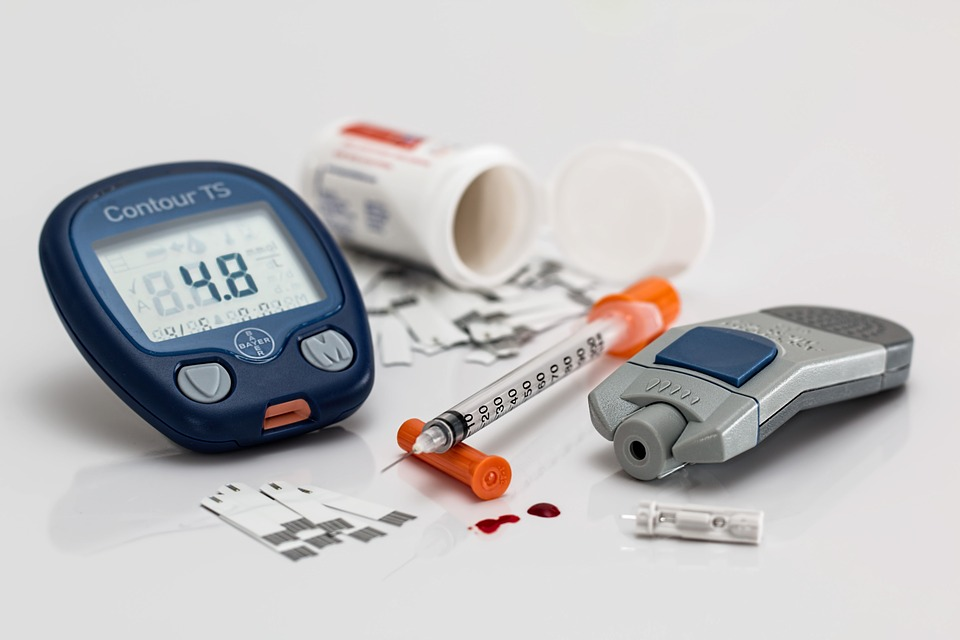 Diabetic dermopathy symptoms
