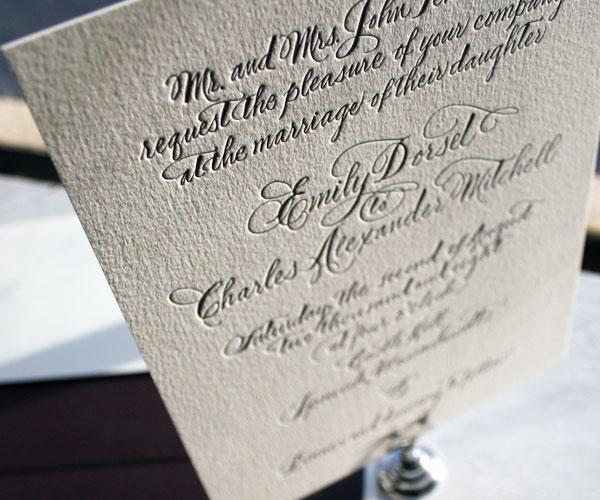 Elegant Wedding Invitation Design: Classic And Elegant Wedding Invitations : Have Your Dream