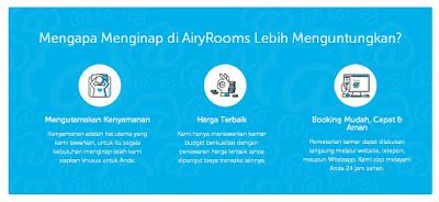 Review Pengalaman Menginap di Airy Rooms Sidoarjo