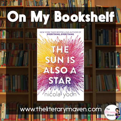 The Sun Is Also A Star by Nicola Yoon is centered around a romance, but is also humorous and tackles serious issues like immigration and interracial relationships. The novel primarily alternates in narration between Natasha and Daniel, the two main characters, who meet by chance and spend one day together.  Read on for more of my review and ideas for classroom application.
