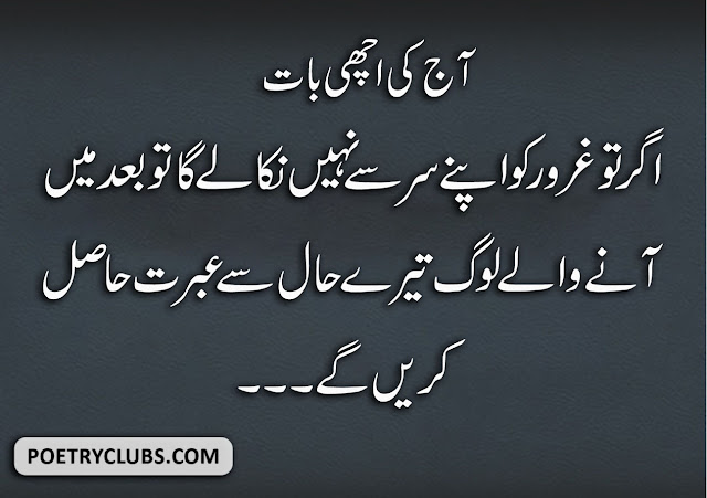 Islamic Inspirational & Life Changing Quotes in Urdu