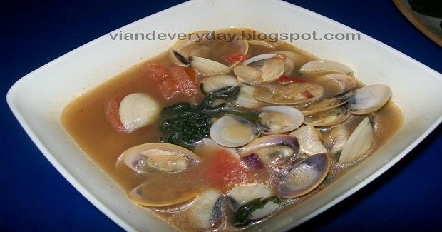 Clam Stew Recipe