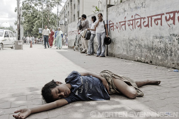street children nepal
