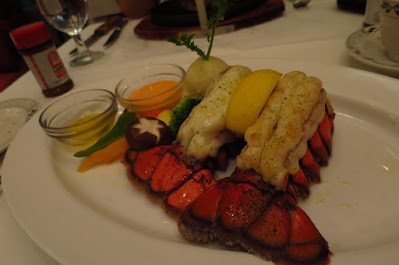 Lawry's, lobster tails