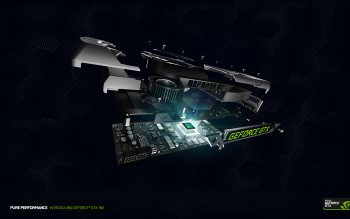 Wallpaper: nVidia GeForce