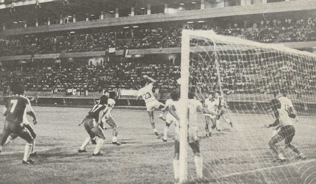 Venezuela y Chile en Copa América 1983, 21 de septiembre