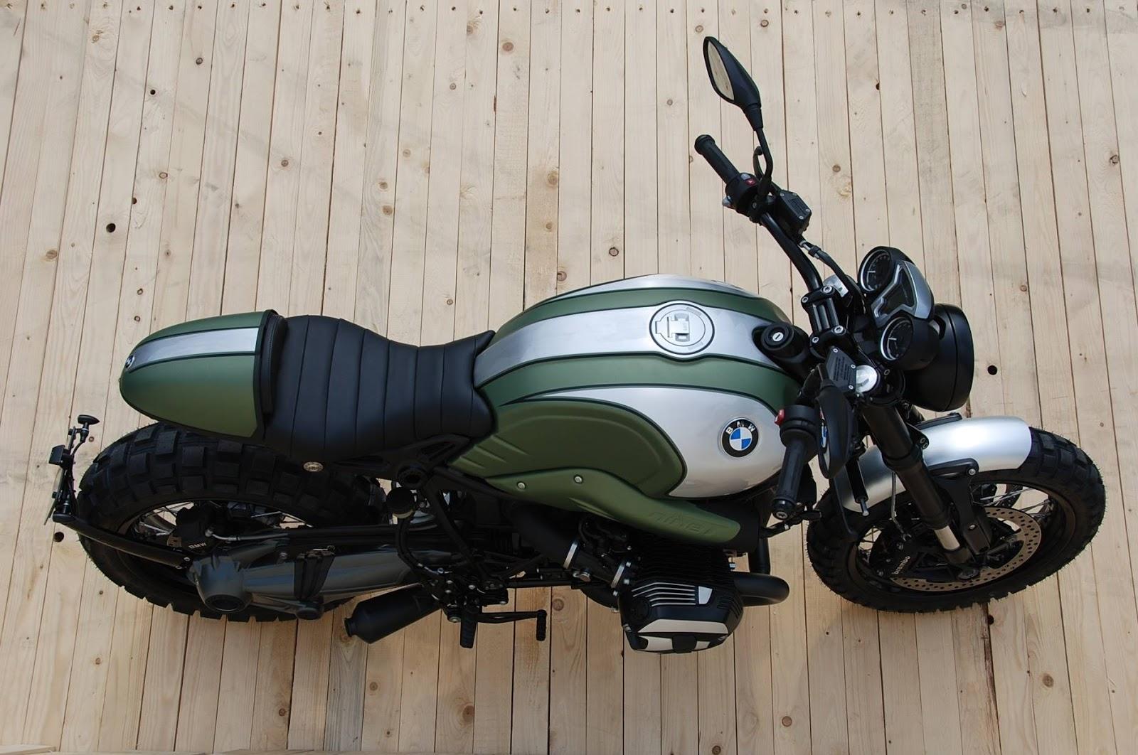 Racing Cafè: BMW R NineT by Moto Technic