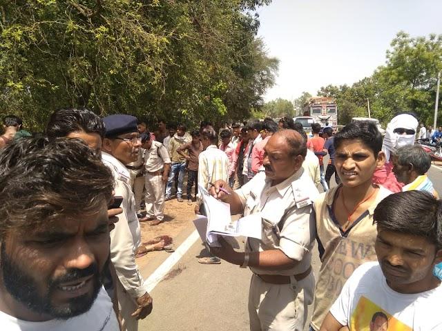 बेहद दुखद शनिवार.. जबलपुर मार्ग पर अज्ञात वाहन ने बाइक सवार की जान ली, घटेरा रेलवे ट्रैक पर युवक ने रेल पटरी पर गर्दन रखकर जान दी..