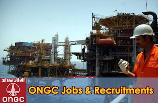 Oil and Natural Gas Corporation Limited (ONGC) Latest Recruitments