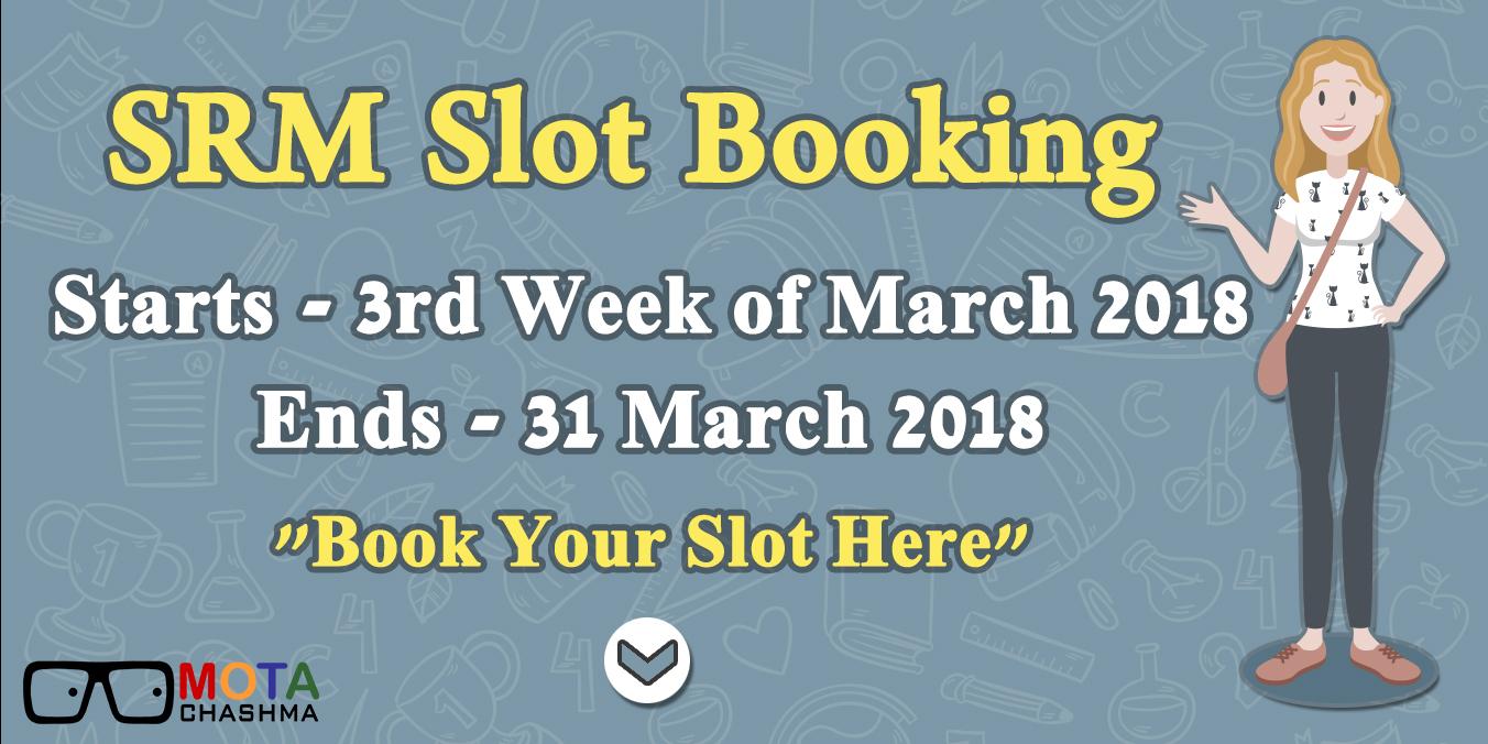 Online noc slot booking
