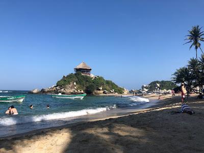 playa de cabo san juan del guia