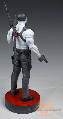 Bloodshot 1/6 Scale Statue by Valiant Comics x David Aja x Quarantine Studio
