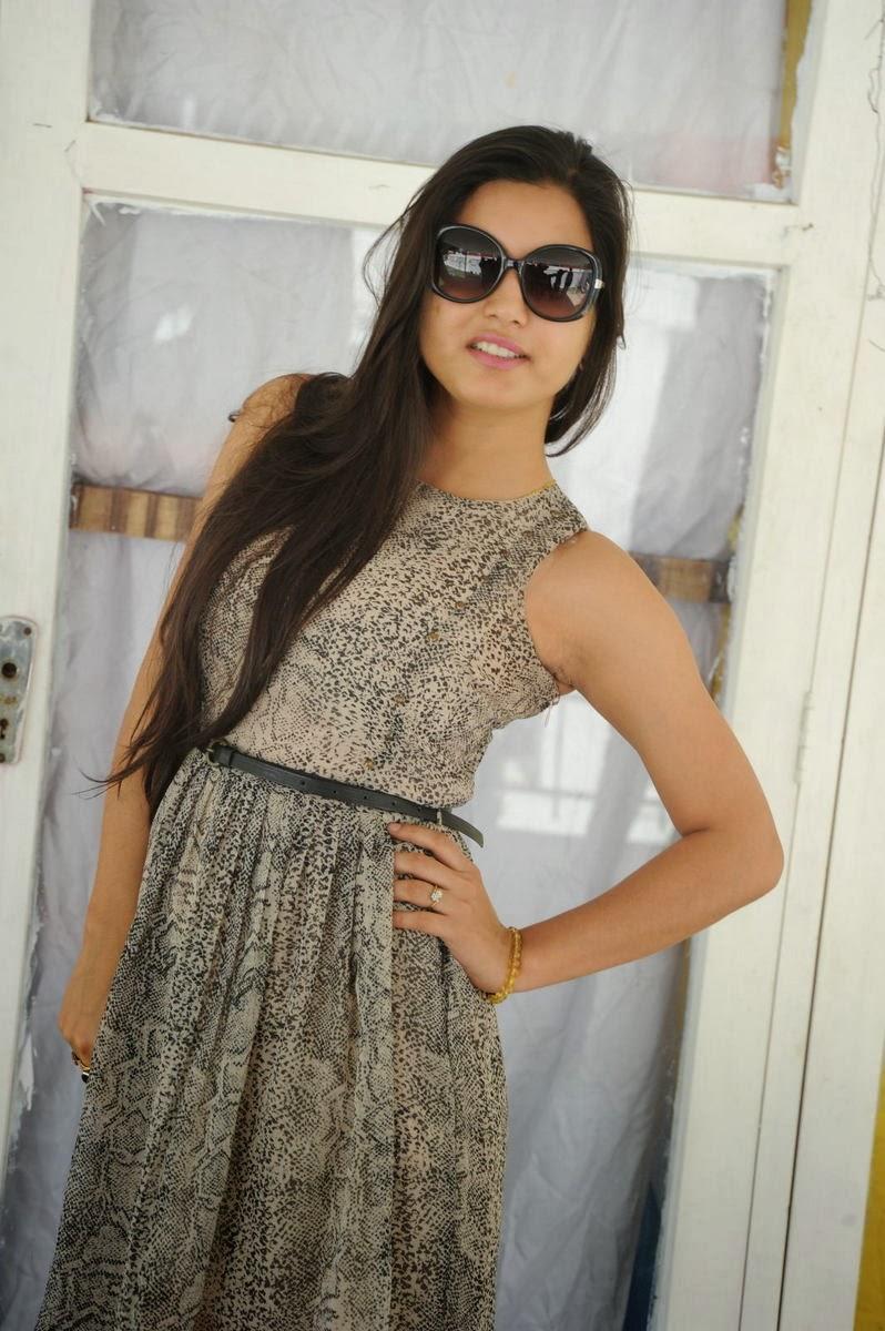sweet sexy Shipra gaur photos in short dress