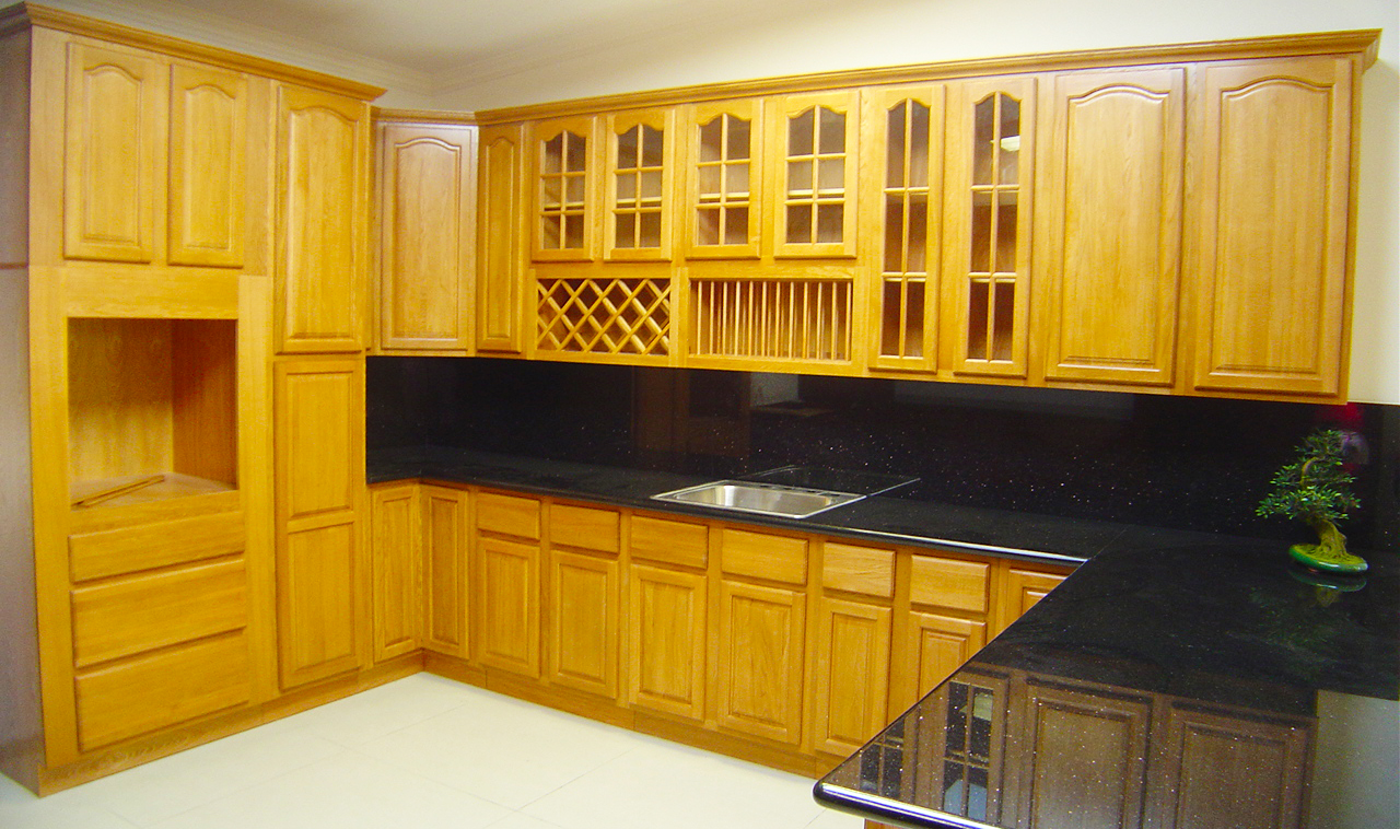 kitchen design ideas things to consider in wood kitchen cabinets
