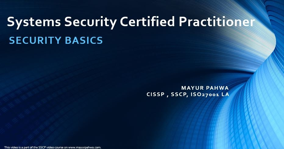 Learning Security with Mayur