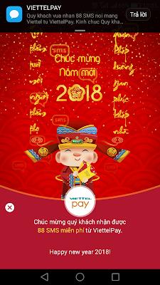 Tổng hợp các Event Tết 2018 kiếm thẻ cào miễn phí, viettelpay, kiem the cao