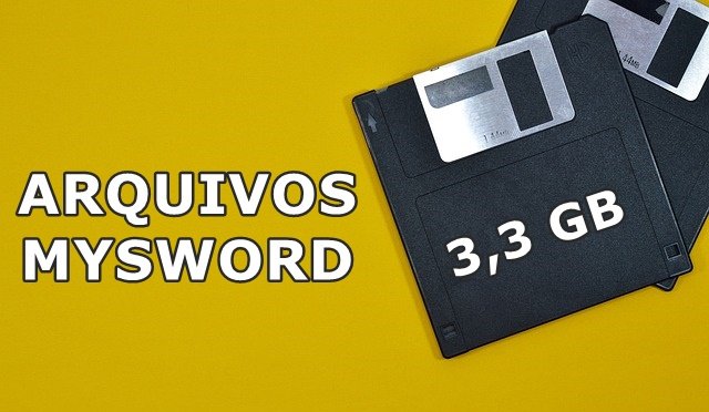 Modulos e arquivos MySword Espanhol