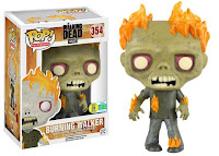 Pop! Television: The Walking Dead - Burning Walker