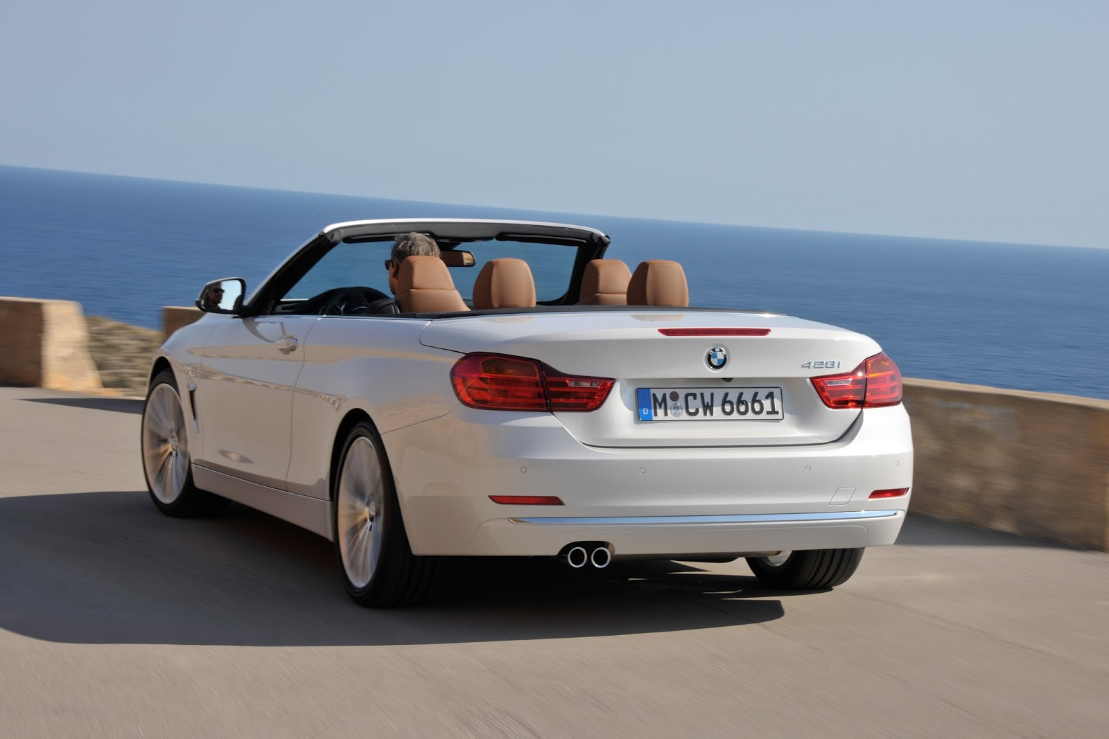 The 2017 Bmw 4 Series Convertible Will Again Feature A Three Piece Retractable Hardtop With New Features And Functionality