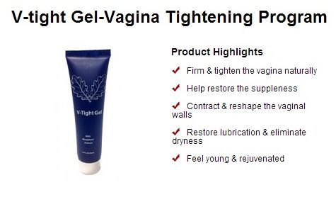 Free Pack For You V Tight Gel Woman S Pride