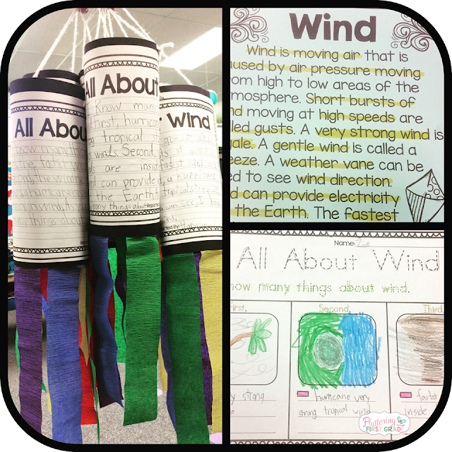 Read, write, and craft all about wind.