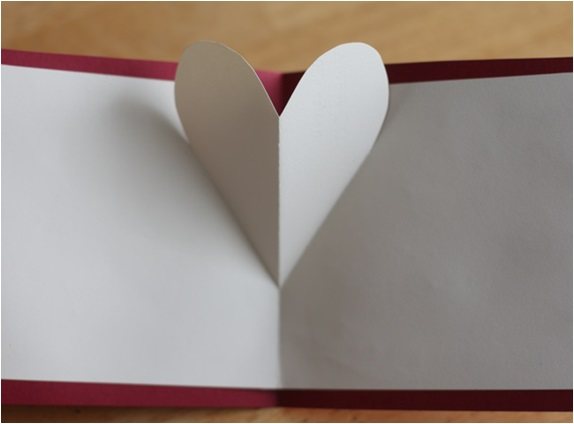 sevgiliye el yapımı kart